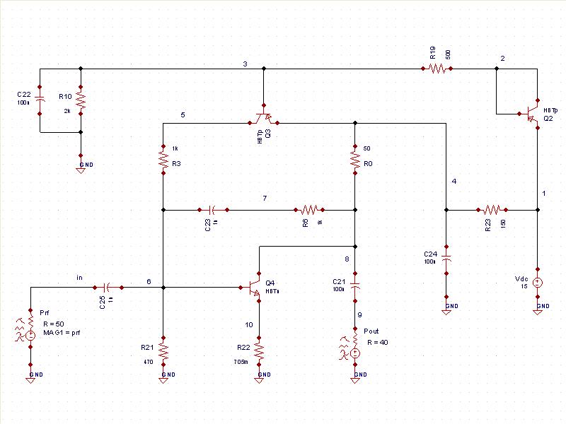 Lna Schematic Diagram. Pictorial Diagram, Concept Diagram, Problem on