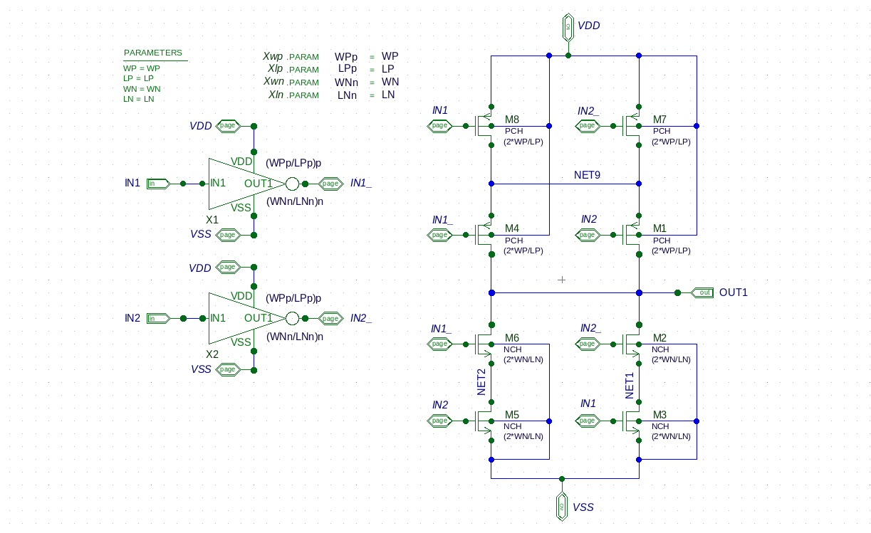 4 Bit Adder Logic Diagram Inverter Equivalent Design Carry Look Ahead The 2 Input Xnor Schematic